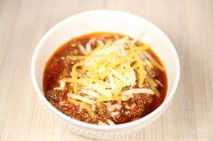 My Mom's Chili Con Carne Recipe. Bring on the Super Bowl Party with this recipe! Believe me you won't miss the beans with all this flavor.