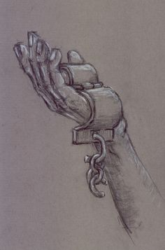 How often have our shackles and chains been shattered by Christ, but we are still holding on to them with all our strength, with tightly closed fists? Black Love Art, Black Girl Art, African American Art, African Art, Gcse Art Sketchbook, Sketching, Art Sketches, Art Drawings, Chain Tattoo