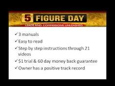 5 figure a day income