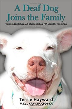 Deaf dog book