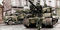 France 1944, Tiger I late, sPzAbt. 503