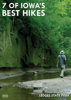 Nice Escapes: 7 of Iowa's Greatest Hikes.  Learn even more at the photo link
