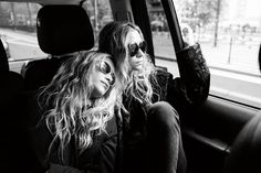 Zeit Magazine: Mary Kate & Ashley Olsen. September, 2013.  Photographed by Theo Wenner