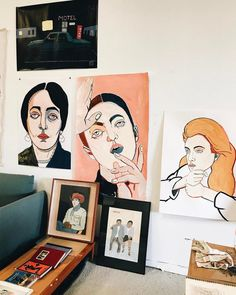 Art Studio Design, Elements Of Art, Portrait Art, Face Art, Art Techniques, Art Studios, New Art, Art Inspo, Watercolor Art