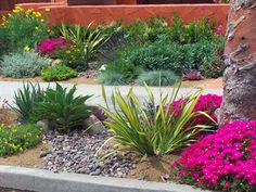rock xeriscaped parking utah - Google Search