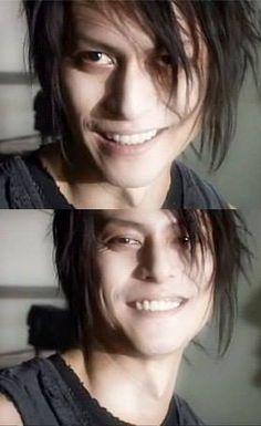 この笑顔は吐血レベル。