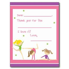 Fill in the blank gymnastics thank you postcard today price drop and special promotion. Get The best buyDiscount Deals          Fill in the blank gymnastics thank you postcard Here a great deal...