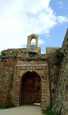 Castle of Assos, Kefalonia Island, Greece