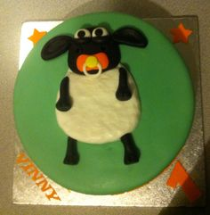 Timmy Time Cake