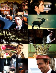Thranduil - Lee Pace... Modern Middle-earth