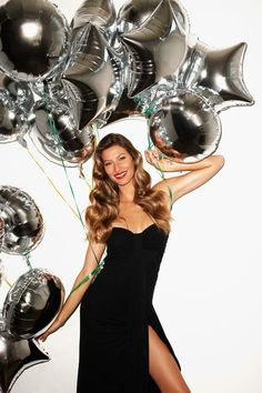 Supermodel Holiday Candids : Gisele Bundchen x Terry Richardson