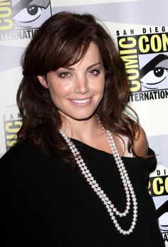 Erica Durance hair color? - Google Search