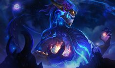 Aurelion Sol | League of Legends Aurelion Sol once graced the vast emptiness of the cosmos with celestial wonders of his own devising. Now, he is forced to wield his awesome power at the behest of a space-faring empire that tricked him into servitude. Desiring a return to his star-forging ways, Aurelion Sol will drag the very stars from the sky, if he must, in order to regain his freedom.