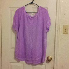 Lane Bryant Top Pink T Shirt Lane Bryant Tops Tees - Short Sleeve