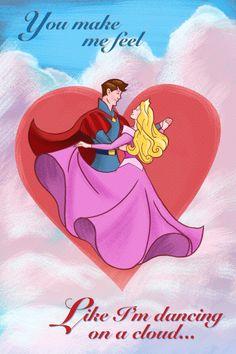 Fall In Love With Estes Valentines da Disney Vintage-Inspired | Estilo de Vida | estilo Disney