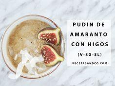 Infografía Amaranto | Recetas and Co. (recetasandco.com) #amaranto #amaranth #kiwicha #pudding #figues #higos #desayunosaludable #healthy #saludable #sano #breakfast #desayuno #infografía