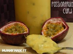This Passionfruit Curd is Paleo Friendly, Dairy Free, Gluten Free and Refined Sugar Fee. It uses fresh Passionfruit Pulp and Coconut Oil to make a creamy, thick curd.
