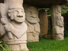 Image result for tierradentro pottery Colombian Culture, Colombian Art, Christopher Columbus Voyages, Ecuador, Ancient Buildings, Mystery Of History, Pottery Sculpture, Ancient Mysteries, Stone Carving
