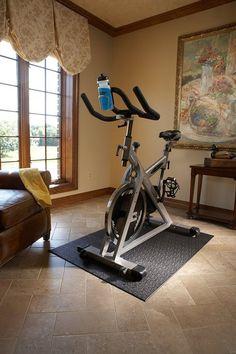 proimpact treadmill mat #pf36784blk0 | fitness flooring