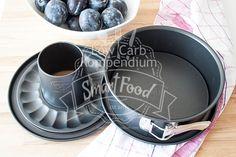 Zwetschgenkuchen Low Carb - saftig & lecker