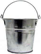 2Qt. Metal Bucket