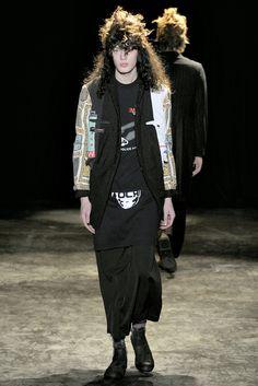 Comme des Garçons | Fall 2011 Menswear Collection | Style.com