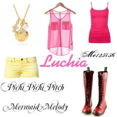 Everything BUT the boots xD Mermaid Melody, Mermaid Princess, Cartoon Outfits, Anime Outfits, Geek Fashion, I Love Fashion, Cute Converse, Anime Mermaid, Nerd Chic