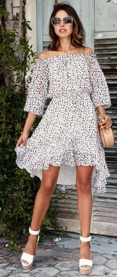 6a28f98f58dc 60 Cute And Trending Summer Outfits To Try Right Now