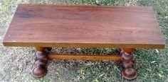 Vintage, Retro Occasional / Coffee Table in Solid Wood. View Pictures.L 106.5cm x H 42cm x W 45cm Weighs 12kg