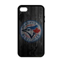 Toronto Blue Jays wood case for iPhone 4s 5s 5c 6 6s Plus iPod touch 4 5 6 Samsung Galaxy s2 s3 s4 s5 mini s6 edge note 2 3 4 5 cases
