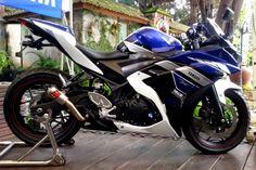 Yamaha R15 Modifikasi