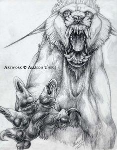 Shusk kitty by beastofoblivion
