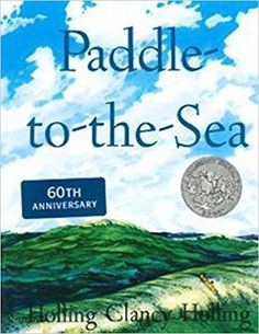 Paddle-to-the-Sea (Sandpiper Books): Holling C. Holling: 9780395292037: Amazon.com: Books