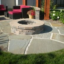 Firepits | Western DuPage Landscaping
