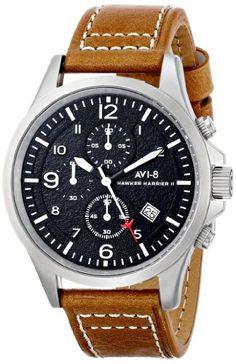 AVI-8 Men's AV-4001-02 Hawker Harrier II Watch AVI-8 http://www.amazon.com/dp/B00DOSYJOS/ref=cm_sw_r_pi_dp_Hwmswb0Y4WJ1E