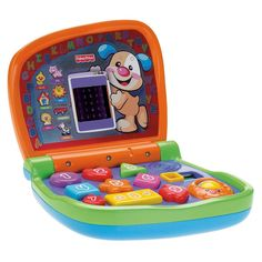 Fisher Price Laugh & Learn Smart Screen Laptop - for Brody