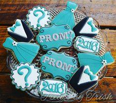 Cookies de Prom  irás al baile conmigo por TheTreatsbyTrishShop