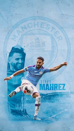 """""""I had the opportunity recently of working with on some wallpapers for Here are some of the designs I created for them and their fans. Keep and eye out in the upcoming weeks for more of my designs to be featured! Funny Soccer Videos, Manchester City Wallpaper, Messi Gif, Fb Banner, Cristiano Ronaldo Wallpapers, Sports Advertising, Madrid Football, Sports Graphic Design, Sports Graphics"""