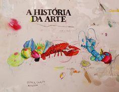 Paulo Nimer PJota, A Historia Da Arte
