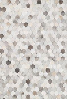 Tiles Texture, 3d Texture, Floor Patterns, Textures Patterns, Molduras Vintage, Stoff Design, Modern Area Rugs, Cow Hide Rug, Contemporary Rugs