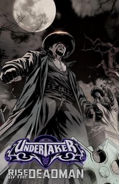 The Dead Man. The Phenom. The Legend who dominated Sports Entertainment for over twenty-five years. For the first time, the unrivaled career of the Undertaker is chronicled in graphic novel form from WWE and BOOM! Wrestling Posters, Watch Wrestling, Wrestling Wwe, Wwe Superstar Roman Reigns, Wwe Roman Reigns, Undertaker Wwe, Best Wrestlers, Wrestling Superstars, Wwe World