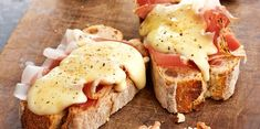 Bruschettas et baguettes apéritives : 30 recettes HYPER gourmandes ! Pizza Recipes, Gourmet Recipes, Dessert Recipes, Tapas, Bruchetta, Smoking Recipes, Wrap Sandwiches, Appetisers, Gastronomia