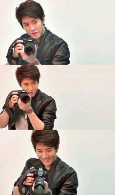 He look cool,nice & handsome. Asian Actors, Korean Actors, Korean Dramas, Mike D Angelo, Hot Asian Men, Asian Boys, Mike Love, Chines Drama, Drama Fever