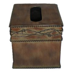 Shop for HiEnd Accents Barbwire Tissue Box. Free Shipping on orders over $45 at…