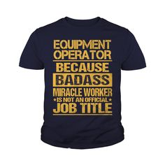 EQUIPMENT OPERATOR Badass #gift #ideas #Popular #Everything #Videos #Shop #Animals #pets #Architecture #Art #Cars #motorcycles #Celebrities #DIY #crafts #Design #Education #Entertainment #Food #drink #Gardening #Geek #Hair #beauty #Health #fitness #Histor https://www.musclesaurus.com