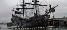 Navio Pirata Santa Maria