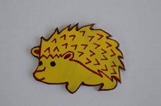 Hedgehog Badge, Handmade Animals Brooches :3 https://www.facebook.com/photo.php?fbid=886147741401058&set=a.251326581549847.84015.100000175227406&type=3&theater