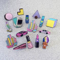 In stock and ready to rockLaserKitten.com x #pingame #pastel #glitter #oldschool #nostalgia #80s #90s #retro #kawaii #flair #eyecandy #ootd #accessories #fashion #laserkitten by laserkitten