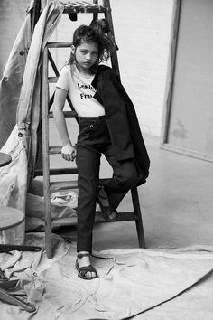 LES COYOTES DE PARIS spring summer 2017 #kidsfashion #kidsstyle #eclectic #lescoyotesdeparis #lapsetblog #lapsetmag