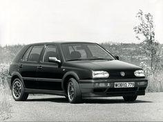 Auto Volkswagen, Vw, Golf Mk3, Car Manufacturers, Press Photo, Car Car, Sport Cars, Germany, Autos